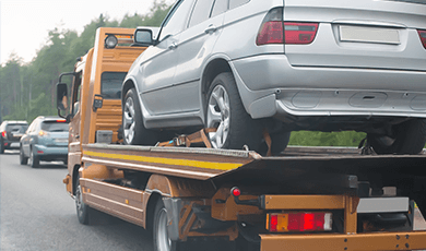 car transport newcastle tow truck