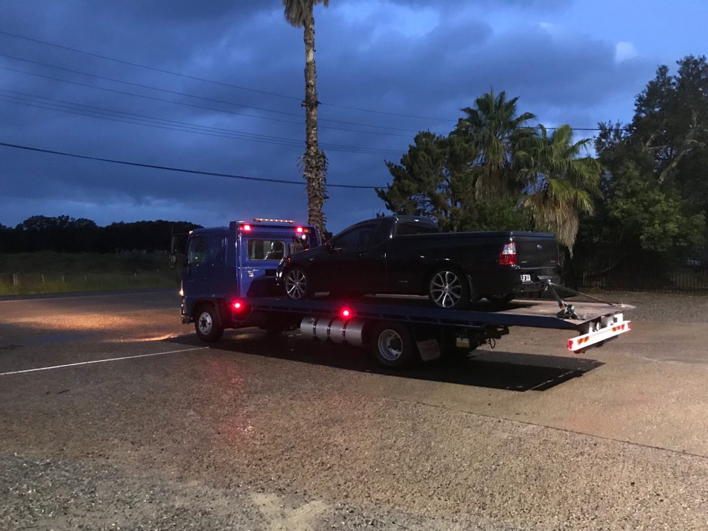 car transport newcastle tow truck, Roadside Towing