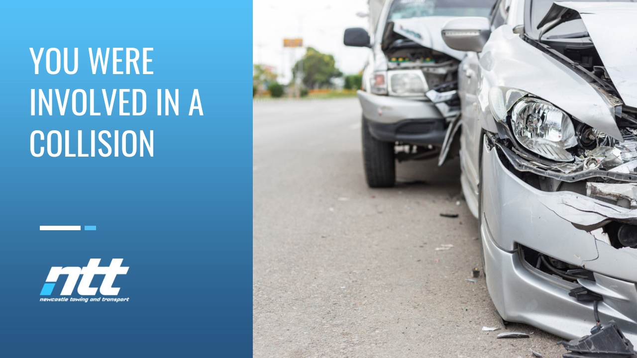collission towing services newcastle
