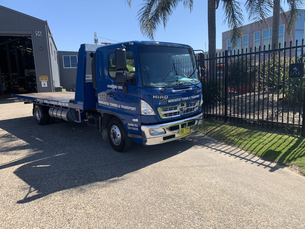 Contact Newcastle Towing and Transport