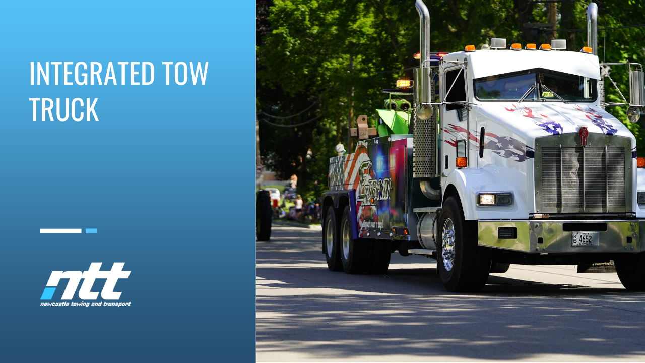 Types of Tow Trucks -