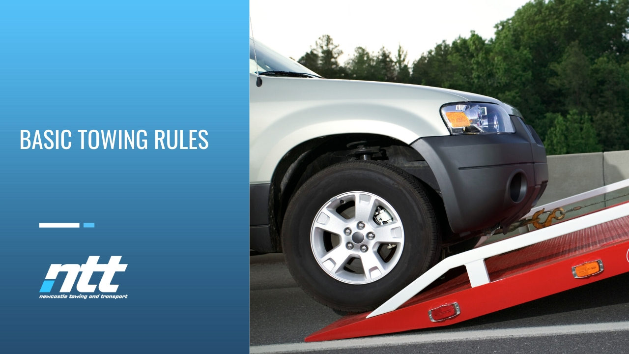 Basic Towing Rules