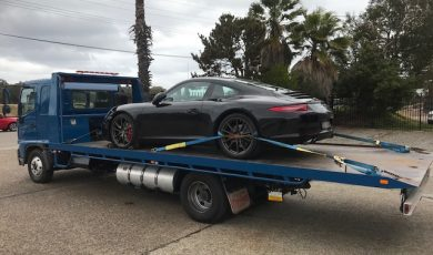 car transport newcastle, Specialty and Prestige Towing